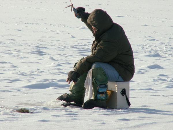 Как сделать кивок на зимнюю удочку