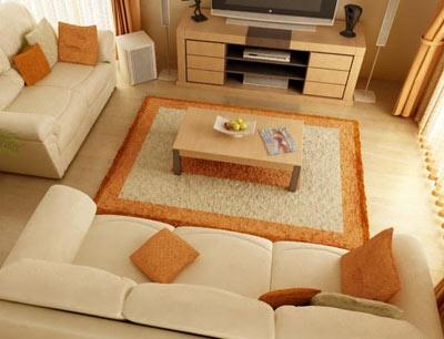Как расположить мебель в квартире