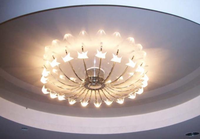 Как расположить <strong>лампочки</strong> на <b>потолке</b>