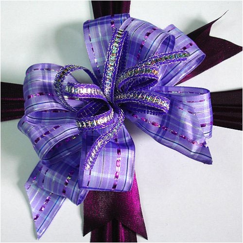 How to make a beautiful ribbon bow