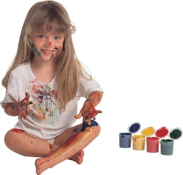Как убрать краску