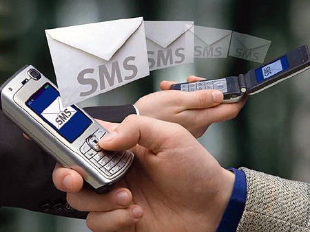 How to print SMS messages