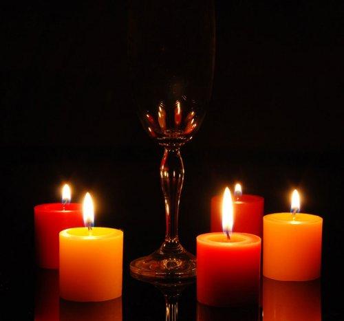 Как сделать дома свечи