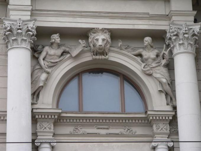 Декоративные детали
