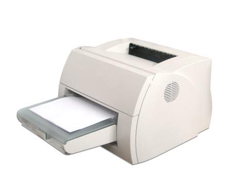 Как обнулить счётчик в принтере