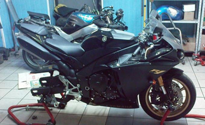 Как ремонтировать мотоцикл