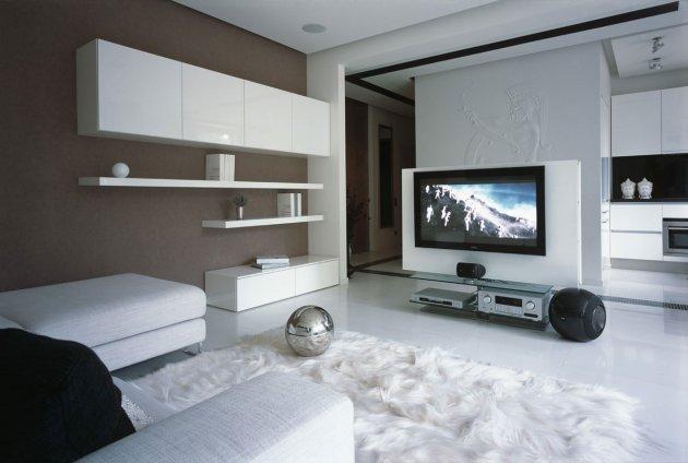 Как провести кабель телевизионный