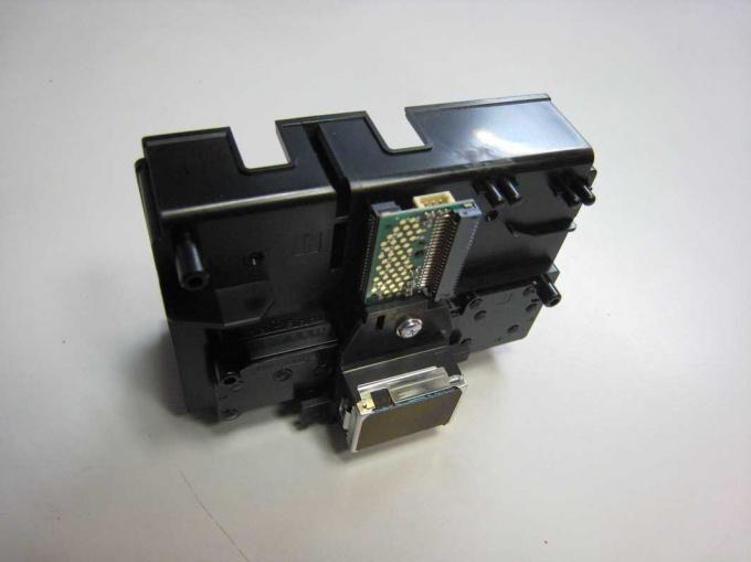 Как прочистить печатающую головку принтера