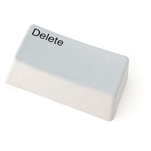 Как удалить непотребный файл