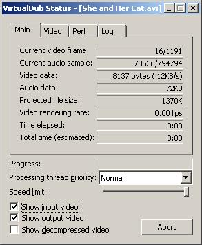 Как разбить avi <strong>файл</strong> на части
