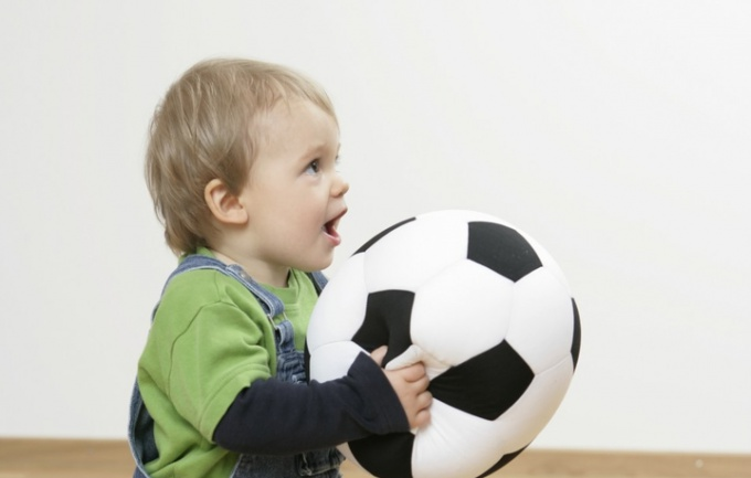 Не ограничивайте малыша в его активности