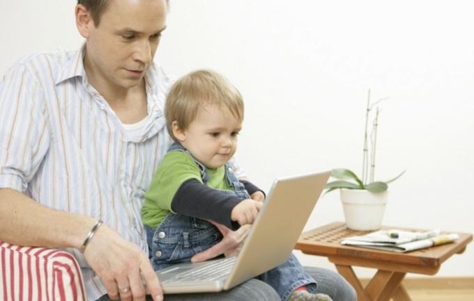 Демонстрируйте личный пример родителей