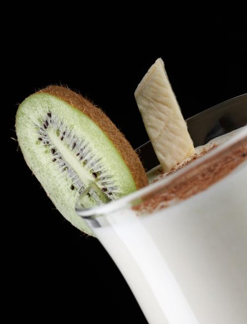 Молочный коктейль - классика безалкогольного коктейльного жанра