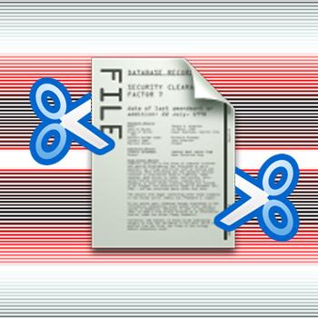 Как разбить большой файл