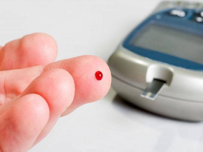 Как сбить сахар в крови