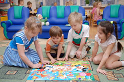 Как решать <b>проблему</b> детских садов
