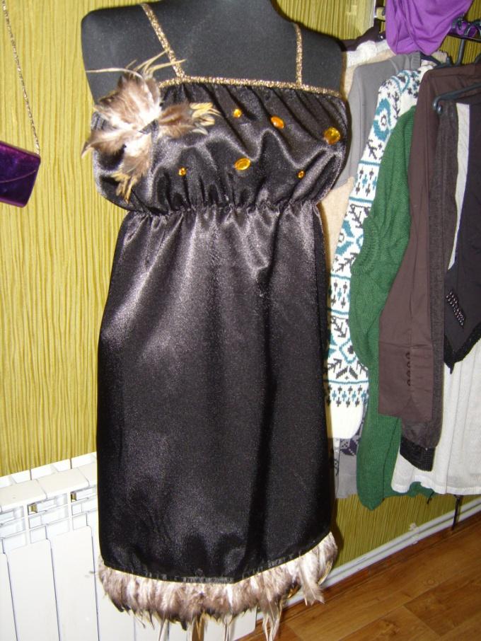 Как сделать модную одежду самому