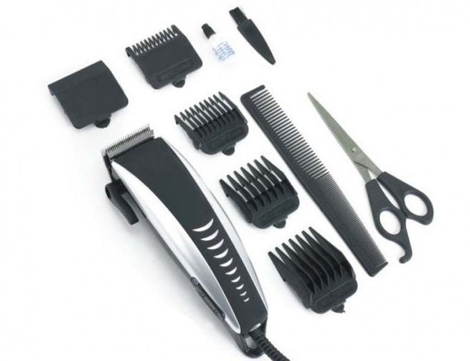 Как стричь машинкой для волос