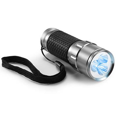 Как сделать светодиодный фонарик