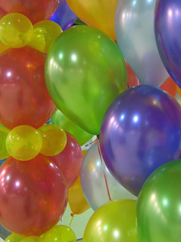 Как сделать собачку из воздушных шариков