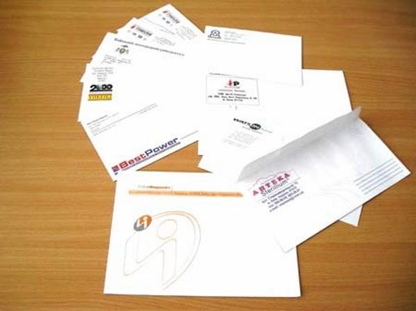 Как склеить конверт