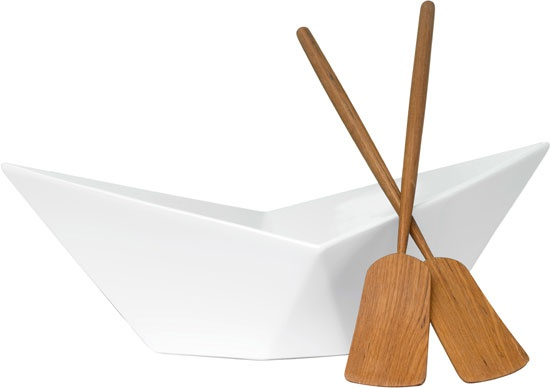 How to make oars
