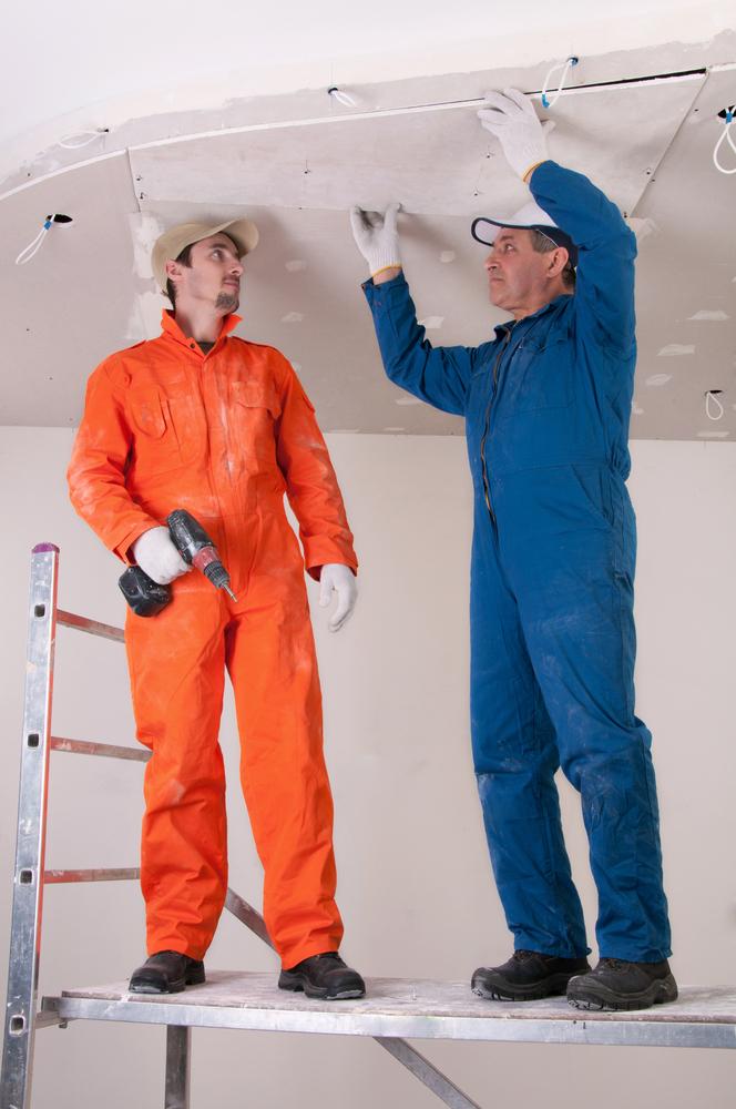 Как сделать потолок бани
