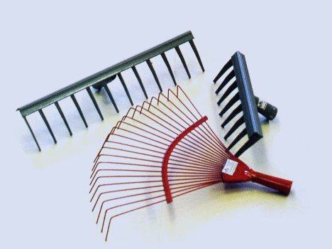 How to make a rake