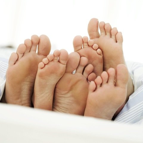 How to check that you have flat feet