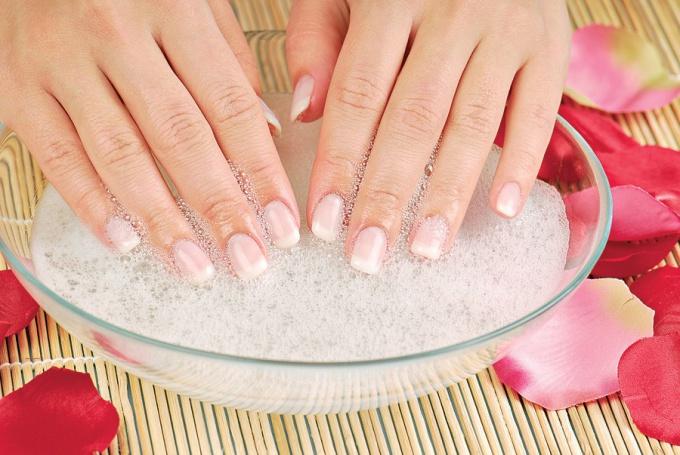 Как сохранить ногти