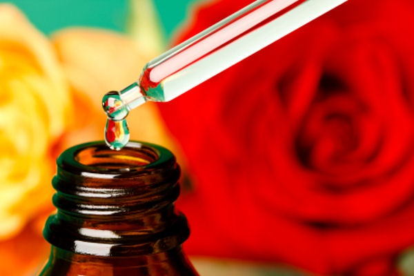 How to make oil of roses