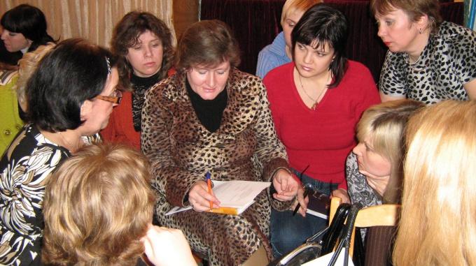 При составлении плана очень важно взаимодействие специалистов ДОУ.