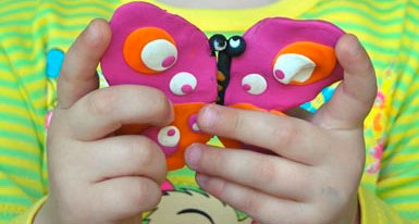 Сделаем пластилиновый мультик своими руками!