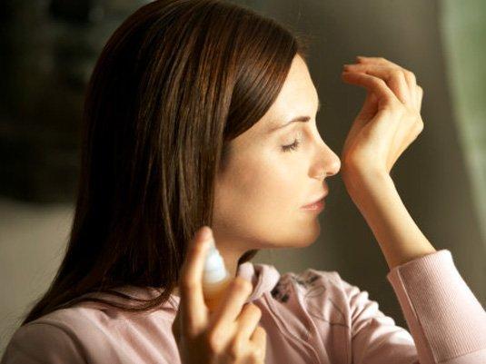 Как сохранить запах