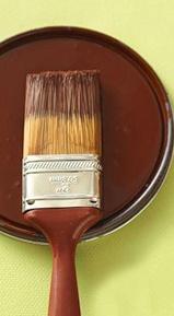 Как получить коричневую краску