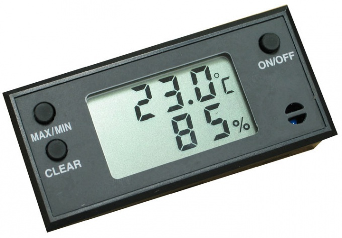 Гидрометр поможет вам определить <strong>влажность</strong> воздуха.