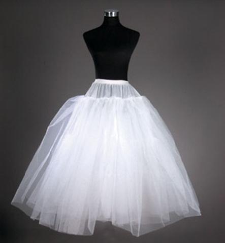 Как сделать <strong>платье</strong> пышным