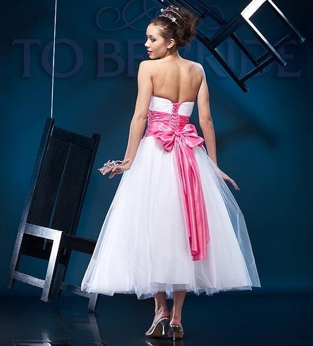 Как сделать платье пышным