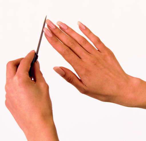 How to make fake nails by