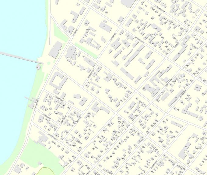 Как создать карту города