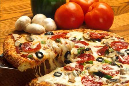 Как сделать тонкую пиццу