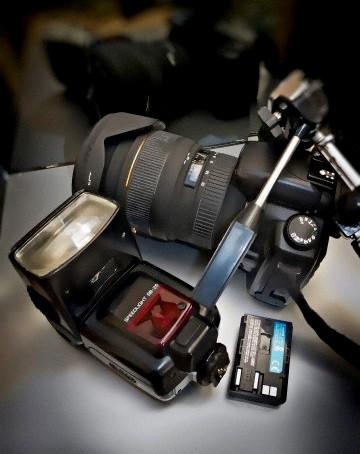 Как проверить фотоаппарат на серость
