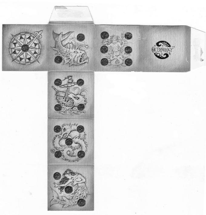 Как сделать игральную кость своими руками 882