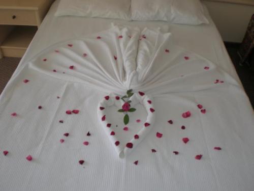 Как сложить красиво полотенца