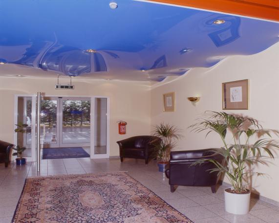 Альтернатива-натяжной потолок.