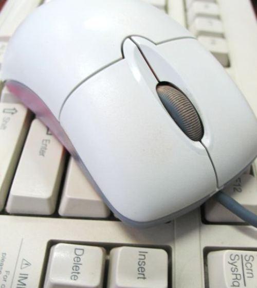 Как собрать мышь