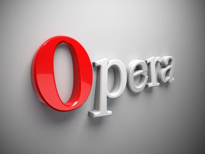 Как настроить оперу