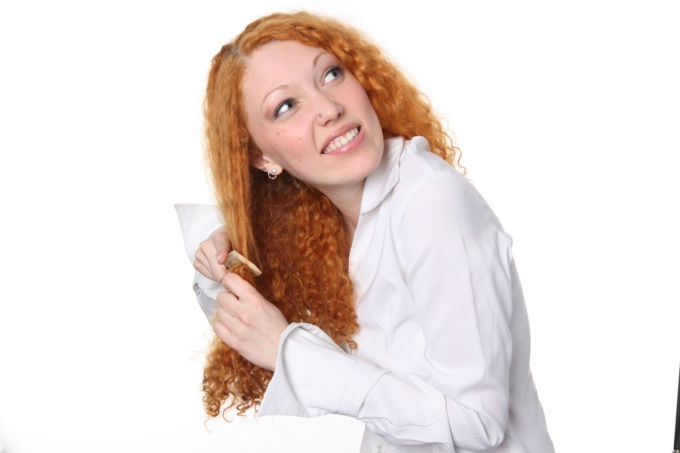 Как убрать рыжий цвет с волос