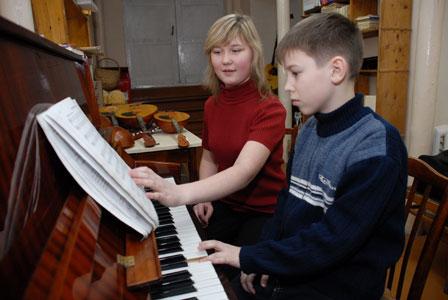 Как проводить уроки музыки