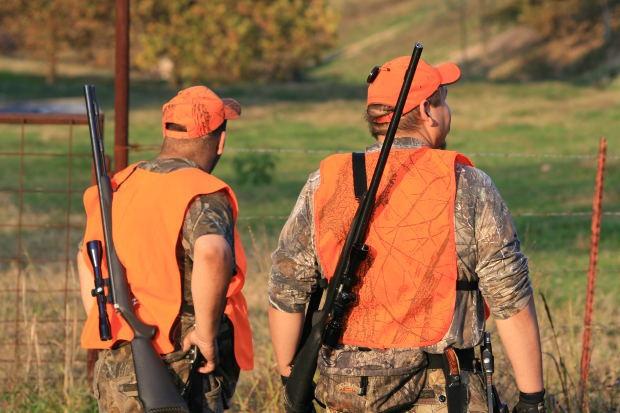 Как стрелять на охоте